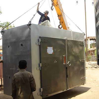 Electrode Drying Oven In Kulgam