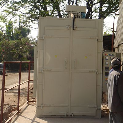 Hot Air Oven In Kupwara