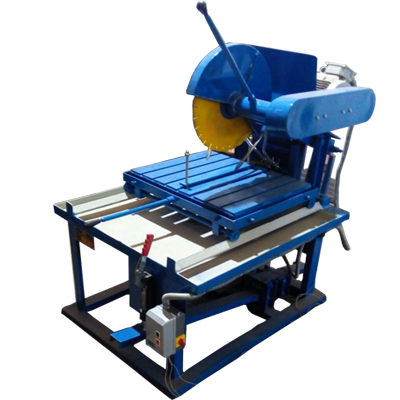 Refractory Brick Cutting Machine In Phek
